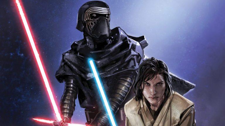 Star Wars: L'ascesa di Kylo Ren torna a marzo con una ristampa
