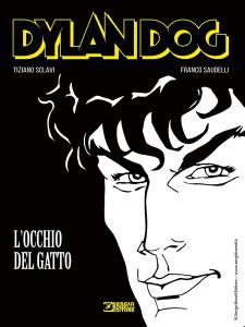 Dylan Dog – L'occhio del gatto: nuova avventura nel paranormale da Bonelli