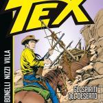 """""""Tex. Gli spiriti del deserto"""", nuova avventura in libreria da Bonelli"""