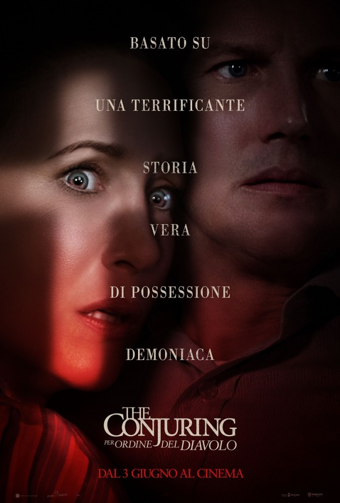 The coinjuring Per ordine del diavolo poster