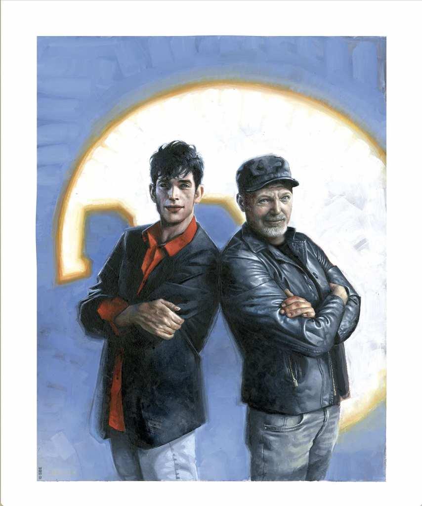 Dylan Dog e Vasco Rossi