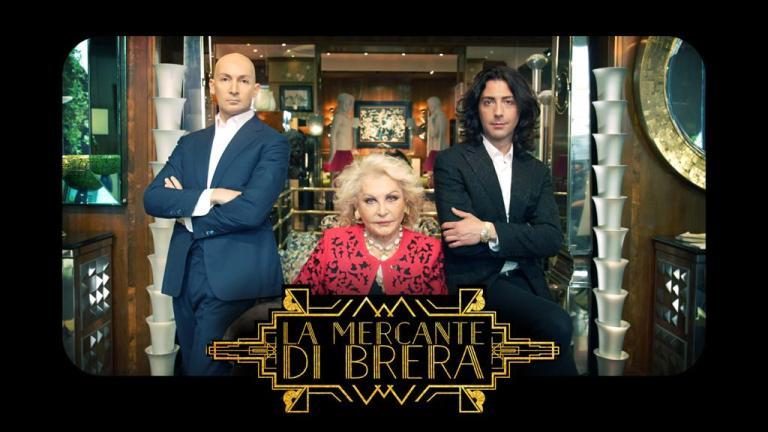 """""""La Mercante di Brera"""", la docu serie sulla vita di Roberta Tagliavini in arrivo su discovery+"""