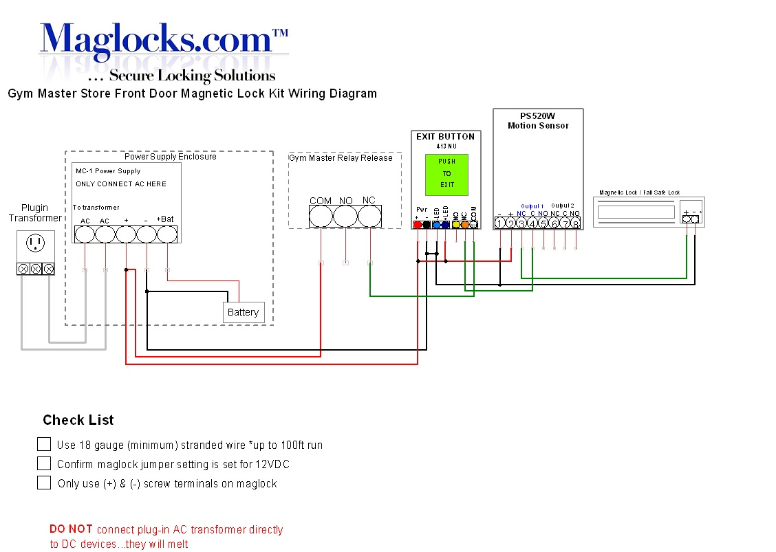 hight resolution of mag lock wiring diagram