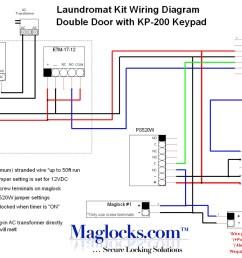 mag lock wiring diagram [ 1287 x 897 Pixel ]