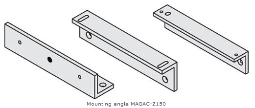 *Clearance Item* Eff MAGAC-Z150 Angle Bracket Z shaped