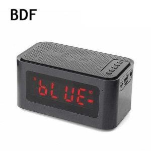 Haut-Parleur Bluetooth S61 + Réveil LED