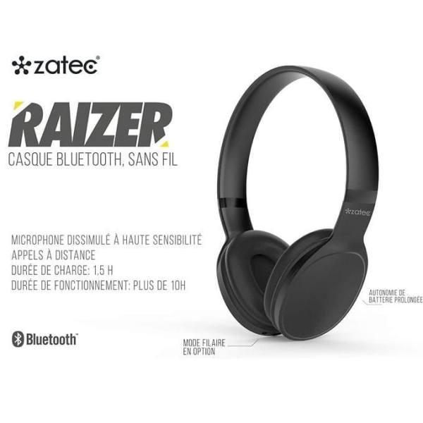 Zatec Casque Bluetooth RAIZER 1