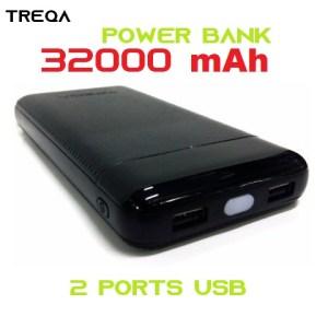POWER BANK 32000mAh 30000 mAh TREQA TR-911