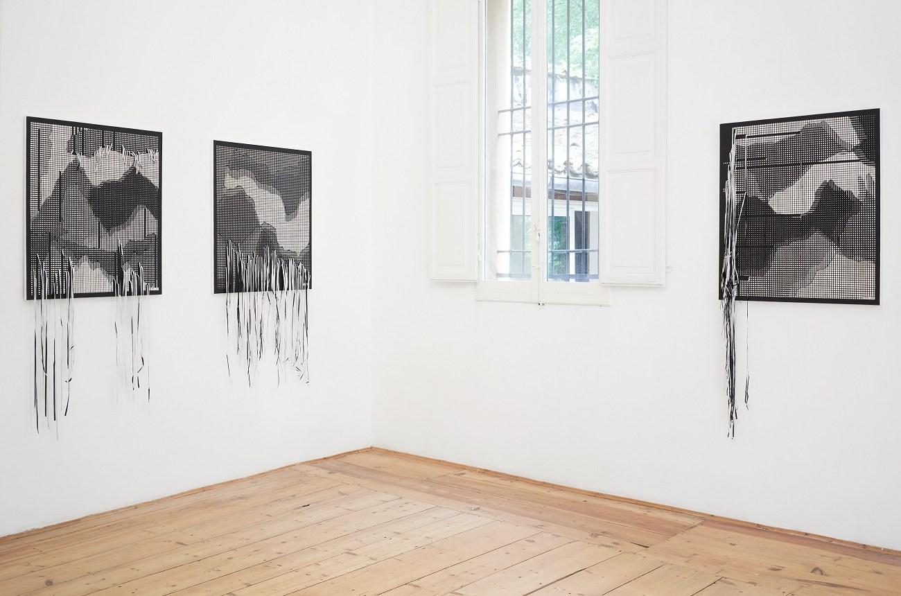 Abstract Italy show Sten Lex Alberonero Martina Merlini Tellas 2501 Aris Magma gallery