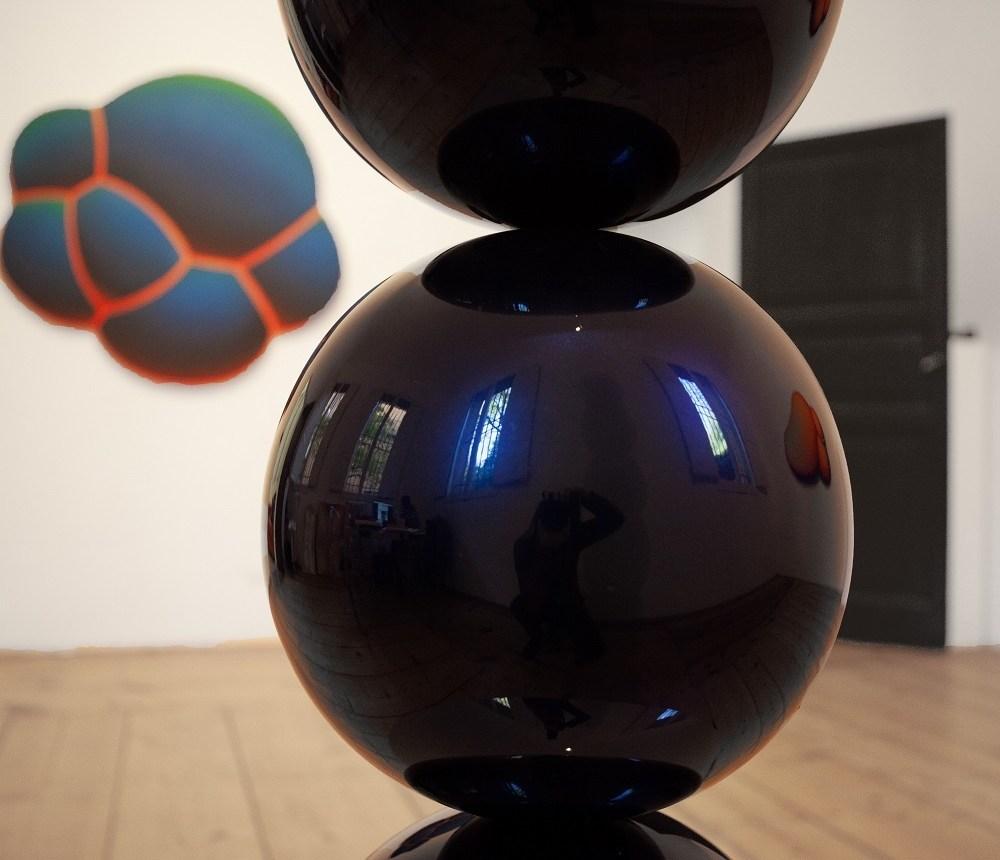 Solo-show Atomic Bubble Jan Kalab Magma gallery