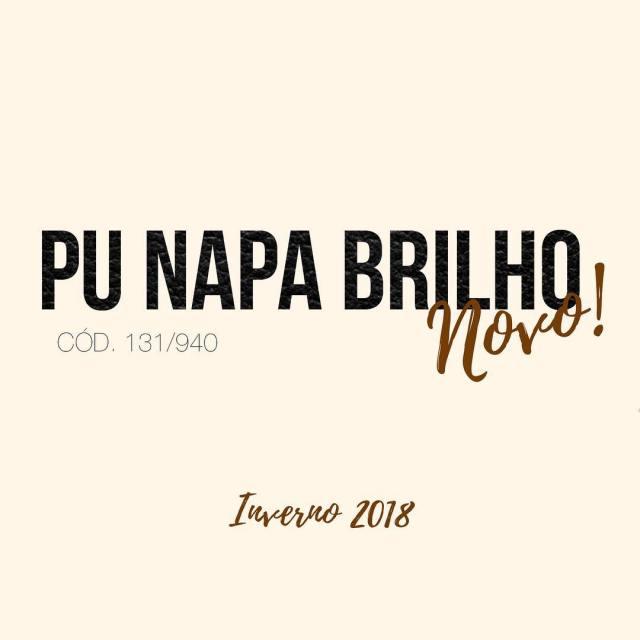 Novo PU Napa Brilho! Material do Inverno 2018 indicado parahellip