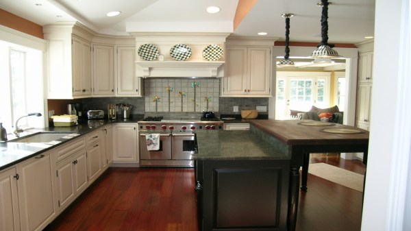Kitchen Countertops Design Ideas &