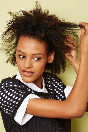 diy hairstyles short curly vintage