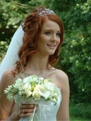 long curls hairstyles weddings