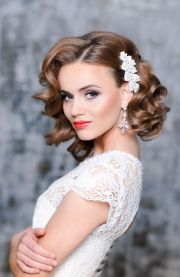 beautiful rustic wedding hairstyles
