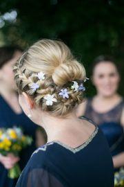 romantic winter wedding hairstyles