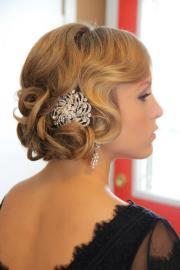 retro wedding hairstyles ideas