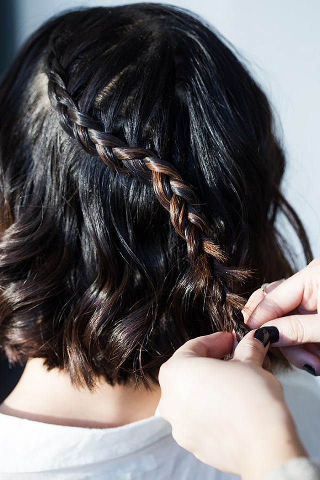 28 Short Hairstyles Braids Ideas That Look Amazing MagMent