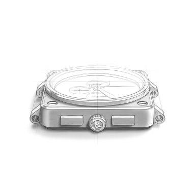 BR 01, la montre icône de Bell & Ross