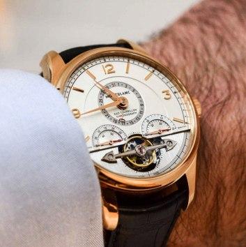 Montblanc Heritage Chronométrie ExoTourbillon Minute Chronograph vu par Monochrome Watches