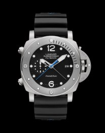 Panerai Luminor Submersible 1950 3 Days Chrono Flyback Automatic Titanio - 47 mm PAM00614
