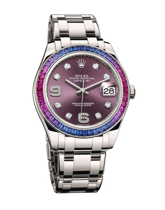 Rolex Datejust Pearlmaster 39 - Baselworld 2015