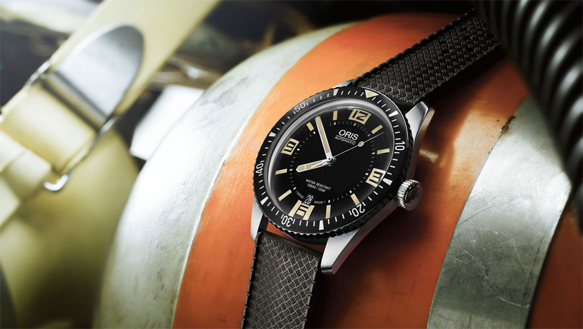 Oris Divers Sixty-Five,
