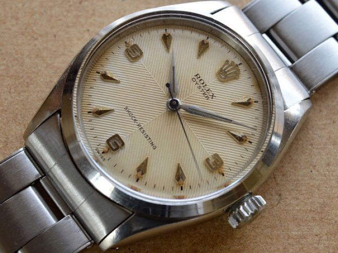 Rolex Oyster 6480
