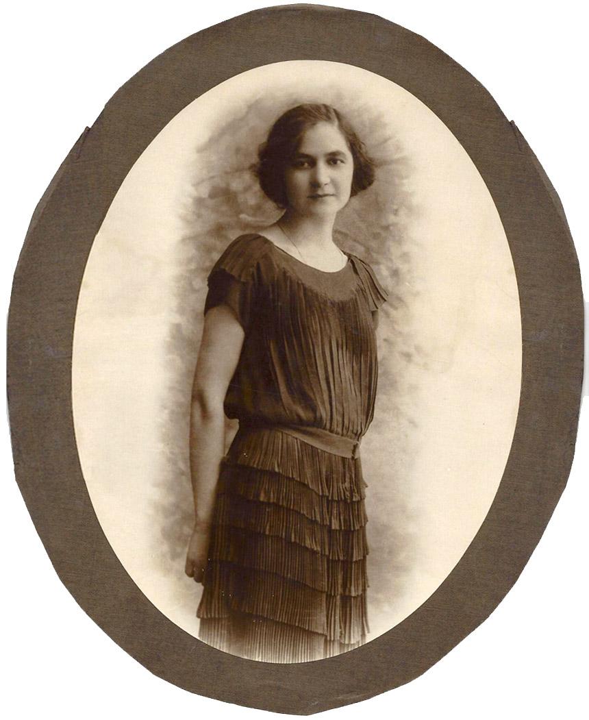 Lisetta Magnani, sorella di Luigi Magnani