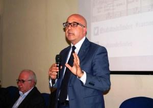 L'intervento di Antimo Cesaro con Sebastiano Maffettone