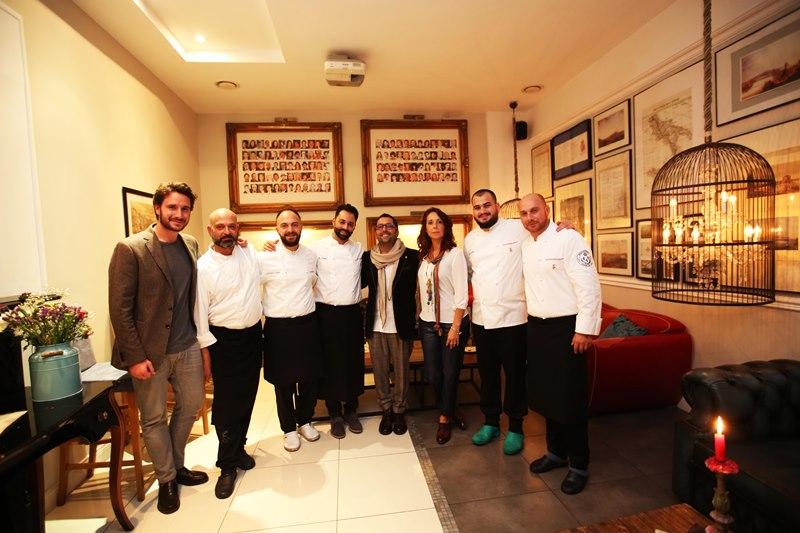 A cena dai Borboni all'Archivio Storico del Vomero