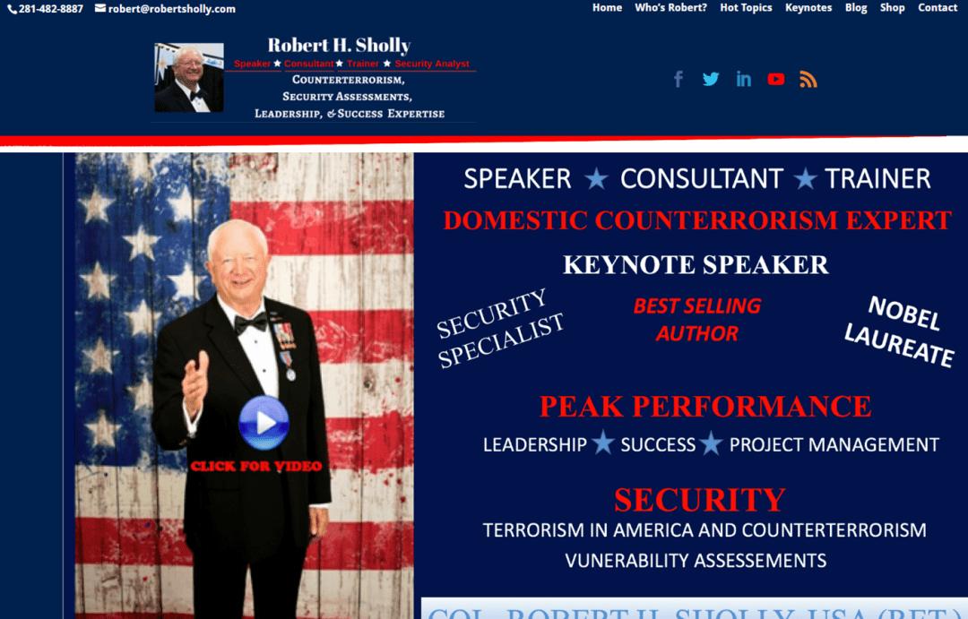 RobertHSholly.com