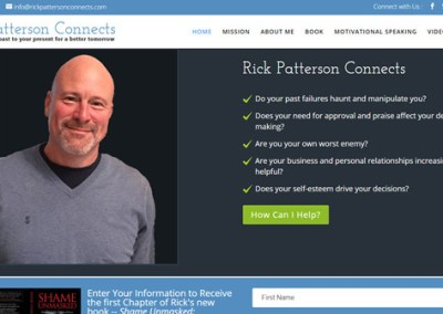 Rick Patterson Connects