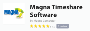 Timeshare Software review of Magna Timeshare software from a vacation club.