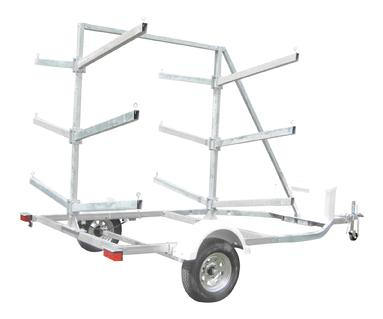 Trailers, Receiver Hitch Carriers & Trailer Accessories