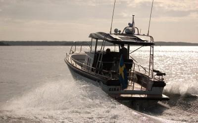 Brandskär båtar valde Magnetbyrån som leverantör