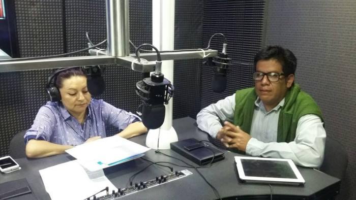 Lic. Noe Yair López García y se abordo el tema de los derechos laborales del trabajador .