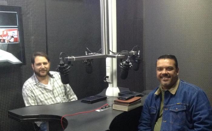 Pastor Armando Navarro de la iglesia Nuevo Nacimiento