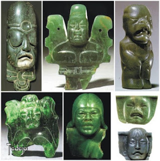 Jade de Olmeca