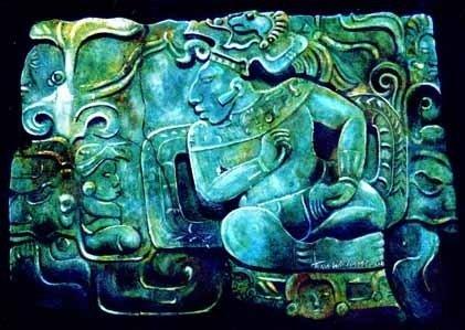 Jade de Azteca