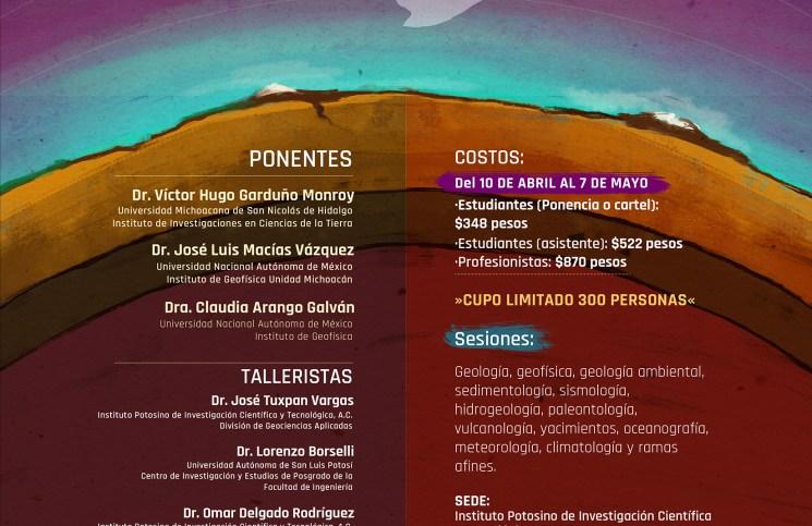 Congreso Ciencias de la Tierra