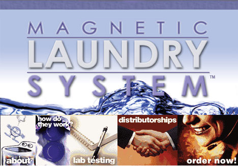 Magnetic Laundry System Life Miracle