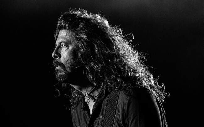 Dave Grohl Foo Fighters Lollapalooza 2017 Berlin