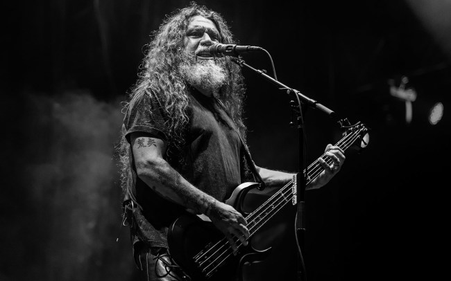 Tom Araya Slayer Primavera Sound Barcelona