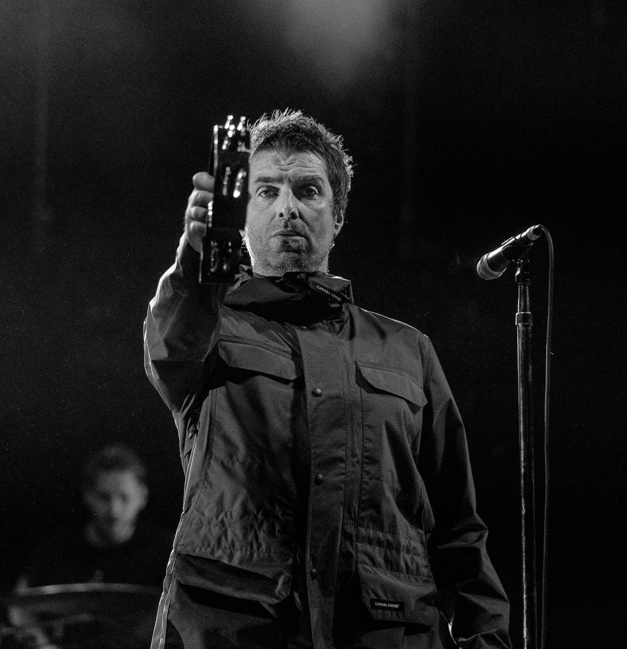 Liam Gallagher | Central Park | New York City