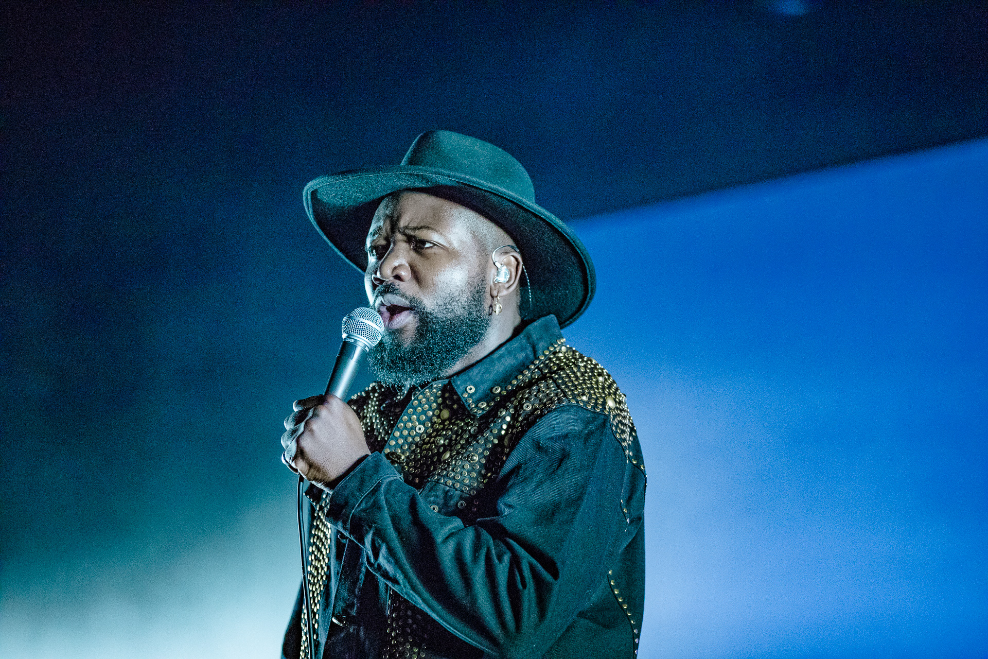 Young Fathers | Columbia Theater | Berlin