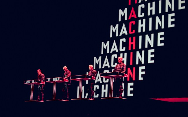 Kraftwerk| Lollapalloza 2018 | Berlin | Germany