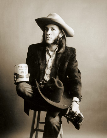 Doug Sahm, Magnet Magazine photo