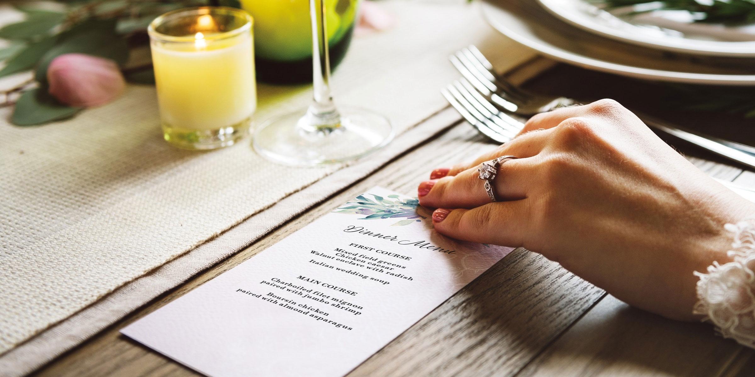 save the dates wedding