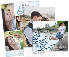 Minted Save The Date Magnets